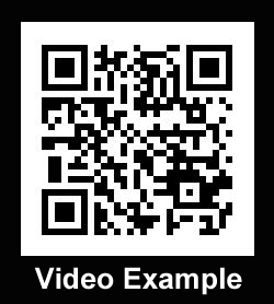 QR Code Video Presentation Example