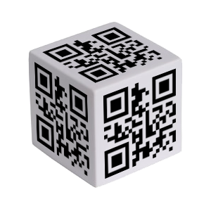 Image result for qr cube