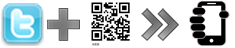 Branding or personalization via a QR code
