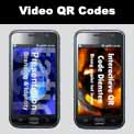 Dynamic QR code Video Service